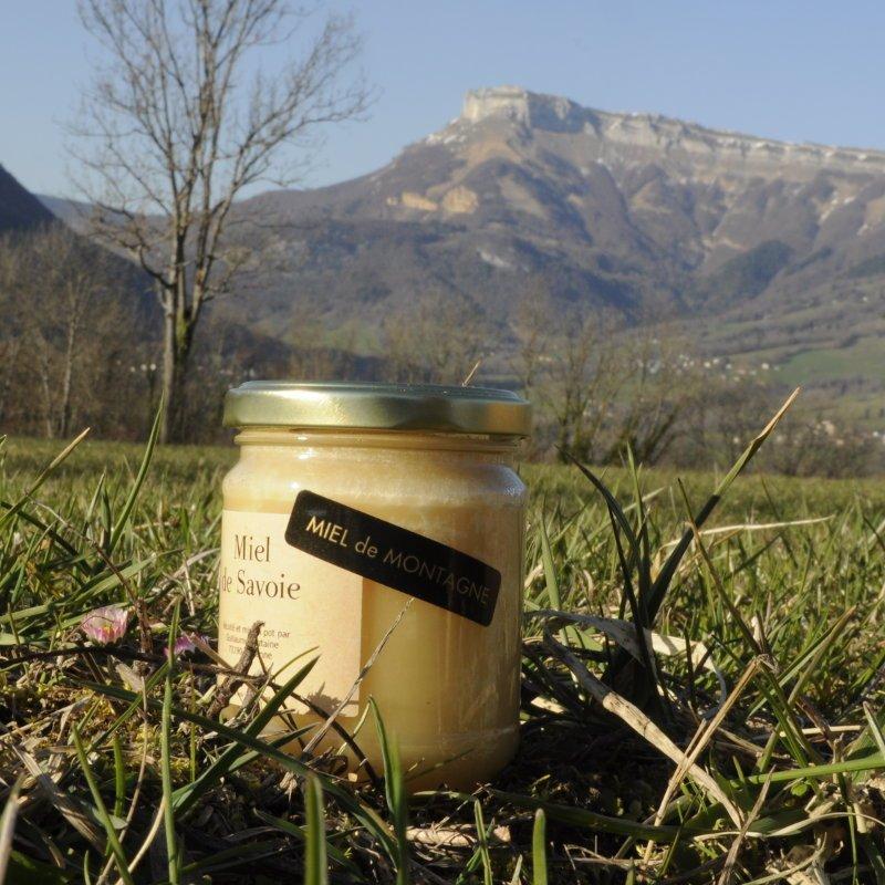 Miel de montagne 250g
